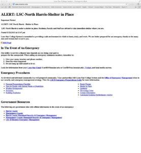 Web Notice
