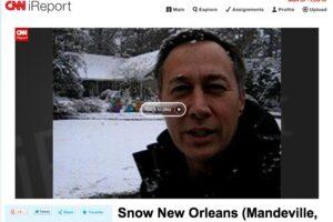CNN Ireport gerard braud snow
