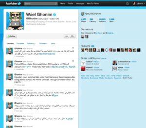 twitter WaelGhonim