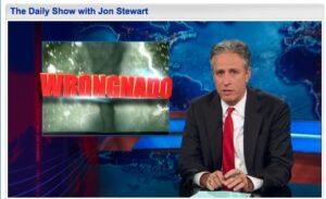 Daily Show Jon Stewart Gerard Braud
