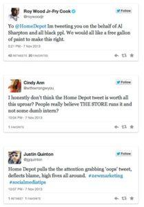 HD snarky tweets