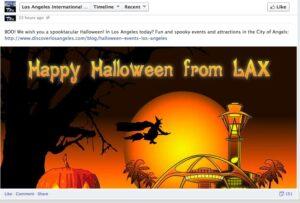 LAX Facebook