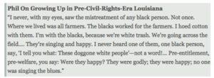 Phi on Blacks