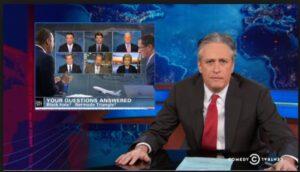 Daily show Mocks CNN