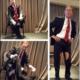 Gerard Braud IABC presentation pants