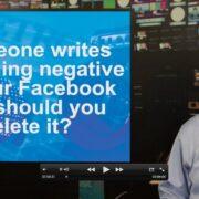 Negative Facebook Post Gerard Braud