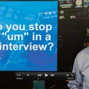 Stop saying um media interview Gerard Braud