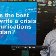 Best tip for writing a crisis communication plan