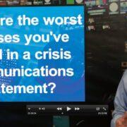 Gerard Braud Crisis Communications