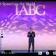 Worst Speech in the World Gerard Braud IABC