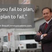 Fail to plan Crisis Expert Gerard Braud Blog