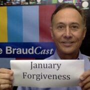 January Forgiveness Crisis communications