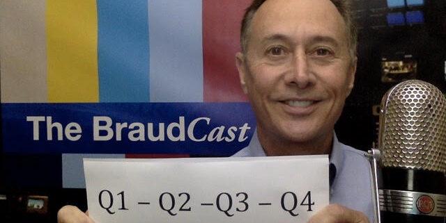 Quarterly crisis communications plans Gerard Braud