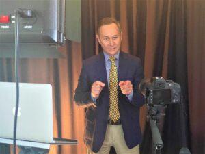 Gerard braud Virtual Speaker